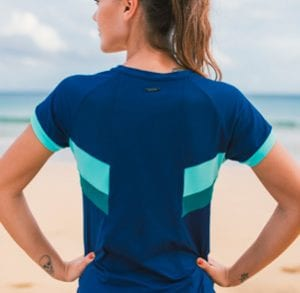 Camiseta Nova Linha Leme Verão 2018 Track&Field