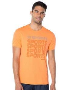 Camiseta Masculina Linha Tape - Track&Field