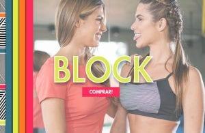 Nova Linha Block - Track&Field®