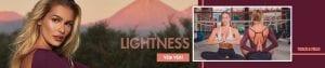 Nova Linha Lightness - Track&Field