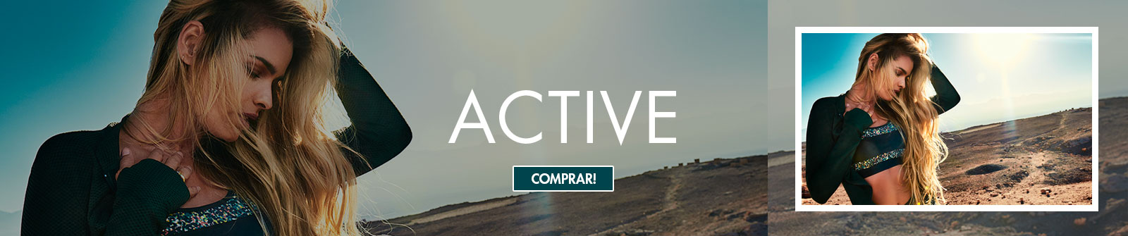 Linha Active - Track&Field