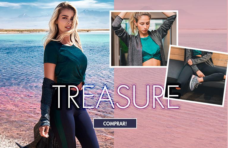 Linha Treasure - Track&Field